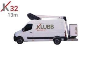 liftbil: klubb k32