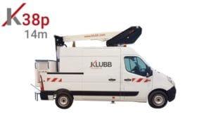 liftbil: klubb k38