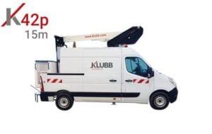 liftbil: klubb k42p