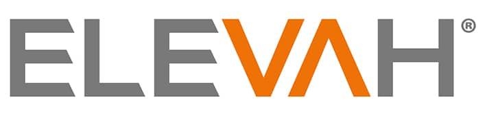Merkevare logo for liftprodusenten Elevah